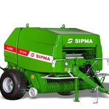 Рулонный пресс - SIPMA PS 1211 FARMA PLUS,SIPMA PS 1221 FARMA PLUS