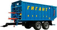 Trailers and semitrailers